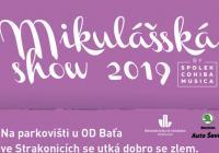 Mikulášská show - Strakonice