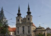 Kostel Nanebevzetí Panny Marie Brno-Židenice