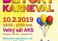 Karneval pro děti - Aš