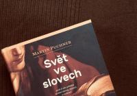 Martin Puchner: Svět ve slovech