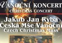 Vánoční koncert - Česká mše vánoční v Praze