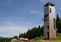 Rozhledna u Tetřeví chaty, Kouty nad Desnou