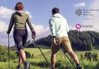 Kurz Nordic walking – pro pokročilé – Hostinné
