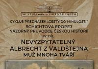 Schichtova epopej – názorný průvodce českou historií IV.