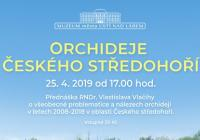 Orchideje Českého středohoří