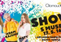 Show s Musery - Olomouc City