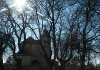 Noc kostelů - kostel sv. Petra a Pavla Budeč