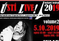 ÚSTÍ LIVE! 2019 - volume2