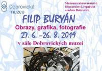 Filip Buryán / Obrazy, grafika, fotografie