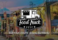 Food Truck Fest v Hradci Králové