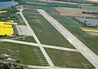 Letiště Hradec Králové, Hradec Králové