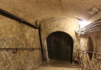 Prohlídky sklepů na zámku Duchcov