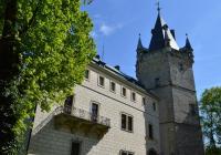 Ples Sněhové královny na zámku Stránov