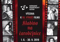 Výstava k 50. výročí filmu Kladivo na čarodějnice