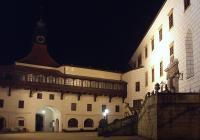 Večerní prohlídky zámku Náměšť nad Oslavou