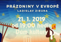 Prázdniny v Evropě — Ladislav Zibura