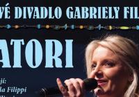 Satori - Spirituální déšť - Léčivé divadlo Gabriely Filippi