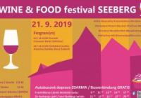 Festival vína - Hrad Seeberg