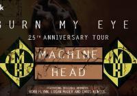 Machine Head v Praze