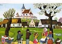 Josef Lada - obrazy - Jindřichův Hradec