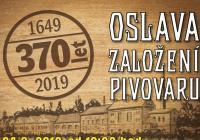 Oslava založení Pivovaru Strakonice