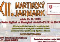 Martinský jarmark - Nový Bydžov