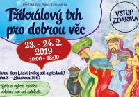 Tříkrálový trh - Praha