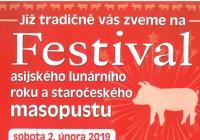 Festival asijského lunárního roku - Praha