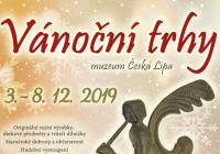 Vánoční trhy v muzeu Česká Lípa