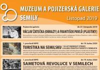 Mikuláš - Muzeum Semily