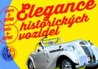 Elegance historických vozidel