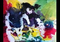 Martin Hronza / Akvarely, kresby, grafiky