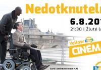 Letní kino Yellow Cinema - Nedotknutelní
