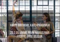 Birthday party Kafe Pragovka