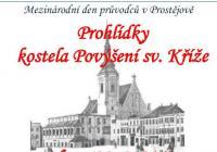 Mezinárodní den průvodců v Prostějově