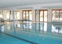 Bazén v hotelu Příchovice, Kořenov