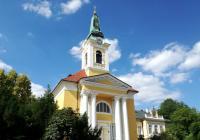 Kostel Povýšení sv. Kříže, Františkovy lázně
