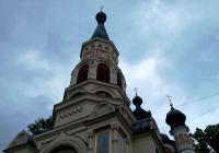 Pravoslavný chrám sv. Olgy, Františkovy lázně
