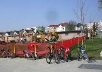 Dětské a multifunkční hřiště, Františkovy lázně
