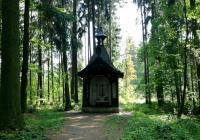 Lesní kaple, Františkovy lázně