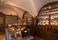 Barokní lékárna U Bílého jednorožce, Klatovy