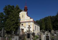 Kaple sv. Michaela Archanděla, Klatovy