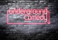 Stand-up Show s Underground Comedy – Brno