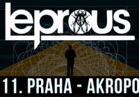 Leprous v Praze
