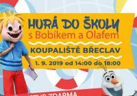 Hurá do školy - Koupaliště Břeclav