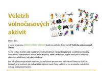 Veletrh volnočasových aktivit v Břeclavi