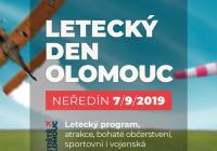 Letecký den - Olomouc