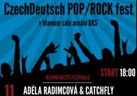CzechDeutsch POP/ROCK fest - Chomutov