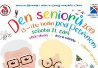 Den seniorů pod Petřínem