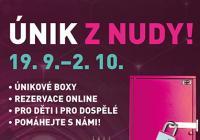 Únik z nudy - Obchodní centrum Plzeň